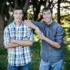 the Ludwig twins {CAM Class of 2015} :